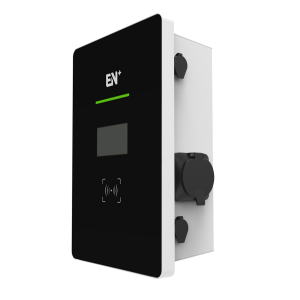 8 Year Exporter Charger Station - 22kW AC Three-phase Commercial EV Charging Wallbox – EN-plus