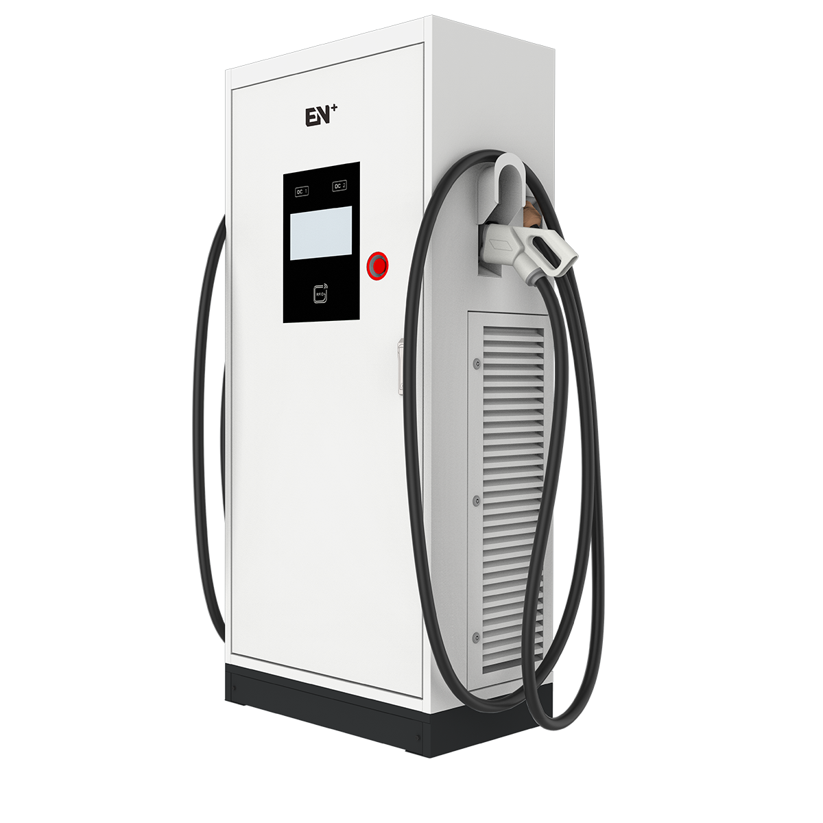 60kW DC Fast Charging Station for Electric Vehicle