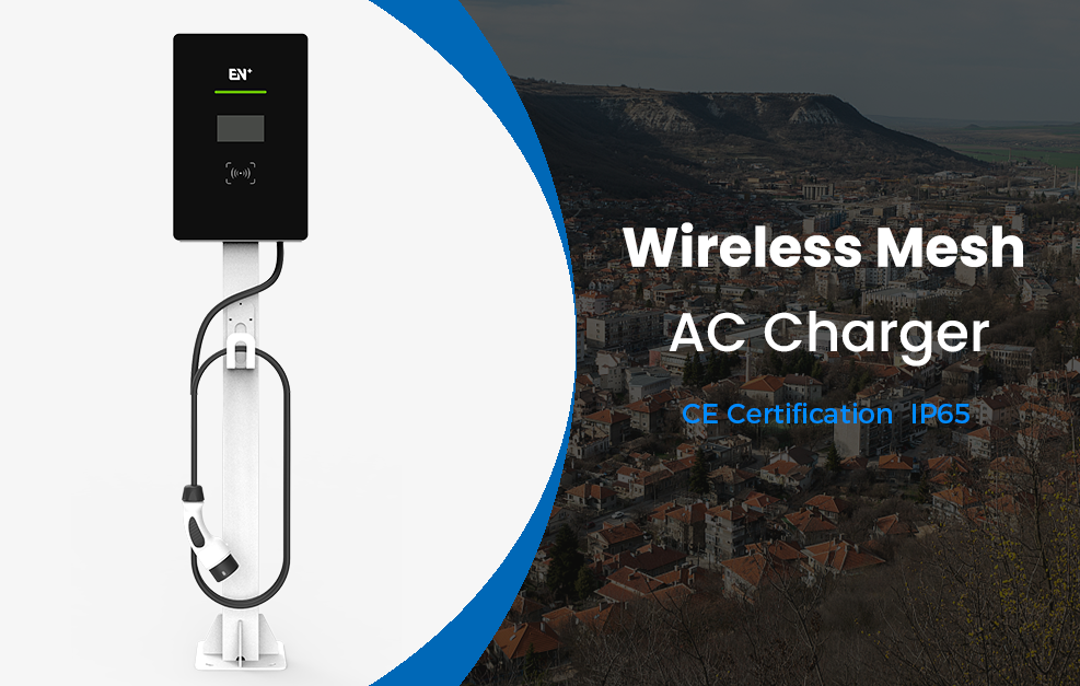 Wireless Mesh AC Chargers Reduce Costs and Increase Efficiency