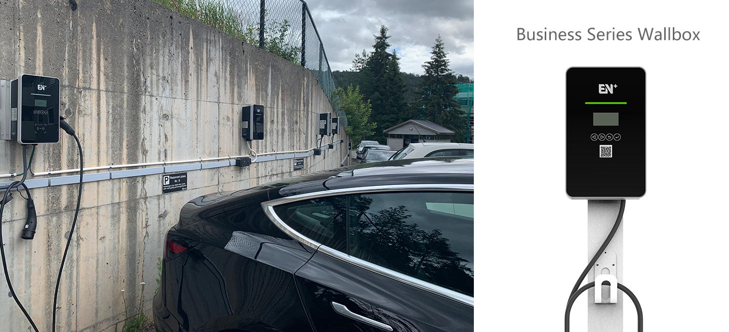 Business EV Charger