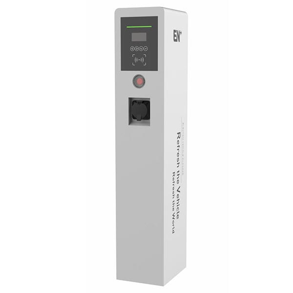 Cheapest Factory Type2 Plug Ev Charging Station - AC Three-phase 2x22KW Commercial Charger – EN-plus